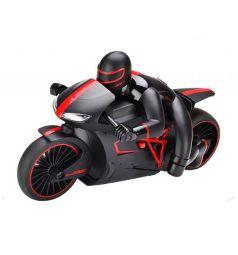 Мотоцикл на радиоуправлении 1Toy Драйв с гонщиком, цвет: красный 24.4 см 1 : 12