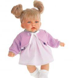Кукла Juan Antonio Дели в розовом 27 см