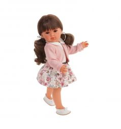 Кукла Juan Antonio Ясмина с хвостиками 45 см