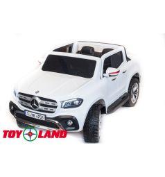 Электромобиль Toyland Mersedes-Benz X-Class, цвет: белый
