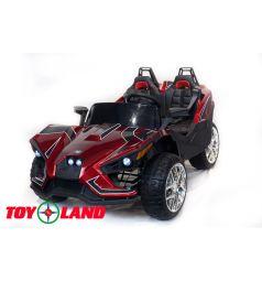 Электромобиль Toyland Багги, цвет: бордо краска
