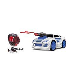 Машинка на радиоуправлении Пламенный мотор Сталкер Полиция 19 см