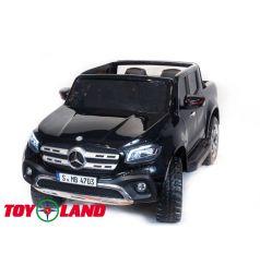 Электромобиль Toyland Mersedes-Benz X-Class, цвет: черный