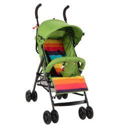 Коляска-трость Corol S-1 lux, цвет: зеленый