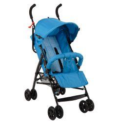 Коляска-трость Corol S-1 lux, цвет: голубой