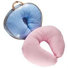 Подушка для кормления Funecotex 40 х 48 см, цвет: голубой