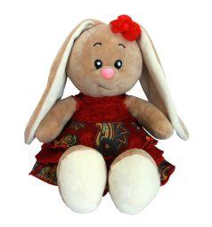 Мягкая игрушка СмолТойс Зайка Милашка 30 см