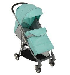 Прогулочная коляска McCan М-2, цвет: голубой