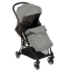 Прогулочная коляска McCan М-2, цвет: серый