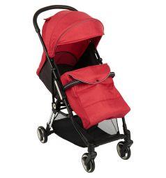 Прогулочная коляска McCan М-2, цвет: красный