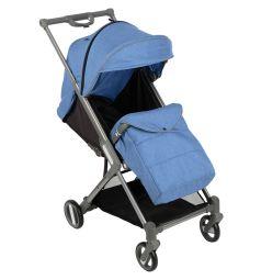 Прогулочная коляска McCan М-10, цвет: джинс