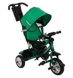 Трехколесный велосипед Capella Action trike (A), цвет: зеленый