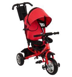 Трехколесный велосипед Capella Action trike (A), цвет: красный