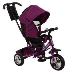 Трехколесный велосипед Capella Action trike (A), цвет: фиолетовый