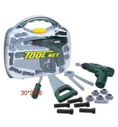 Игровой набор Наша Игрушка Инструменты (15 предметов)