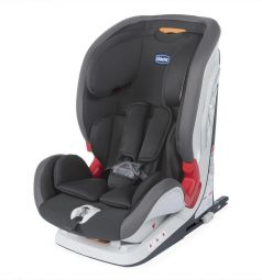 Автокресло Chicco Youniverse Fix Jet, цвет: Black