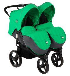 Прогулочная коляска Mobility One P5370 ExspressDuo, цвет: зеленый