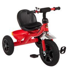 Трехколесный велосипед Leader Kids K203A, цвет: красный