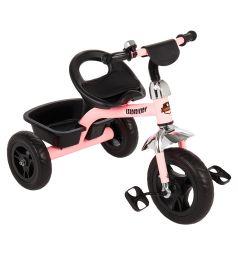 Трехколесный велосипед Leader Kids K202, цвет: розовый