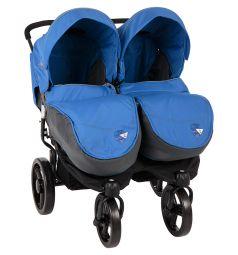 Прогулочная коляска Mobility One P5370 ExspressDuo, цвет: синий