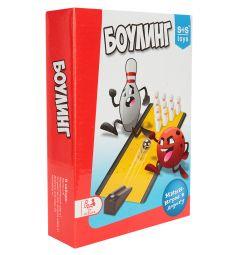 Настольная игра S+S Toys Мини-игры Боулинг