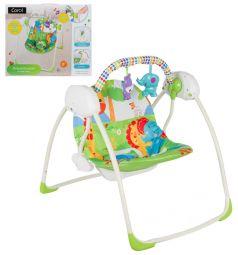 Кресло-качели Corol Лето, цвет: зеленый