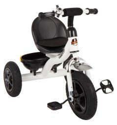 Трехколесный велосипед Leader Kids K203A, цвет: белый