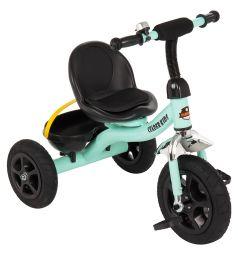 Трехколесный велосипед Leader Kids K203A, цвет: голубой