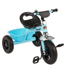 Трехколесный велосипед Leader Kids K202, цвет: синий