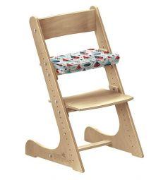 Подушка Конёк-Горбунёк на сиденье, цвет: кораблик