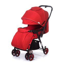 Прогулочная коляска BabyHit Floret, цвет: красный