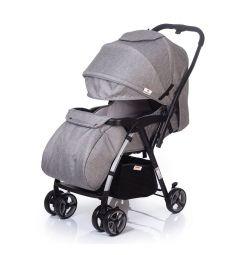 Прогулочная коляска BabyHit Floret, цвет: серый