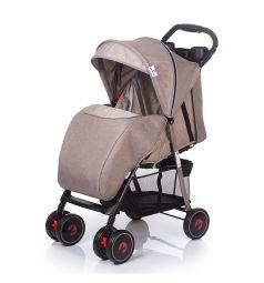 Прогулочная коляска BabyHit Simpy, цвет: бежевый