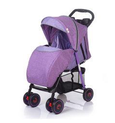 Прогулочная коляска BabyHit Simpy, цвет: фиолетовый