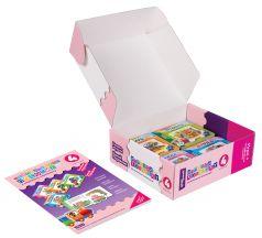 Домино Step Puzzle Книжки-игрушки «Умный Паровозик»