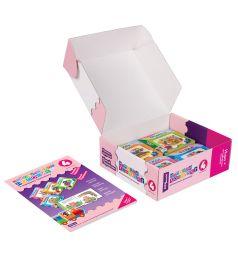 Игровой комплект Step Puzzle №3 Книжки-игрушки Умный Паровозик