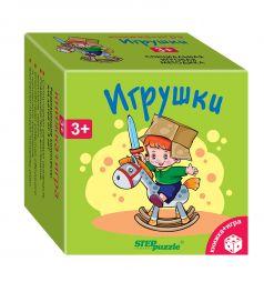 Развивающий комплект Step Puzzle Книжка+игра Игрушки