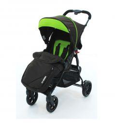 Прогулочная коляска FD-Design Treviso 4, цвет: dark brown/apple