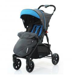 Прогулочная коляска FD-Design Treviso 4, цвет: anthracite/water