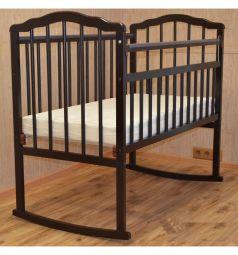 Кровать Malika Melisa-2, цвет: шоколад