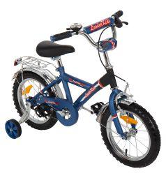 Двухколесный велосипед Leader Kids G14BD213, цвет: синий