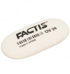 Ластик каучук Factis мягкий овальный