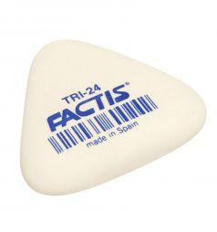 Ластик каучук Factis мягкий треугольный