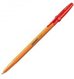 Ручка шариковая Carioca Corvina 51 красная