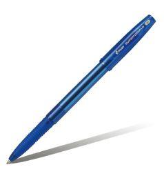 Ручка шариковая Pilot Super grip G неавтоматическая синяя