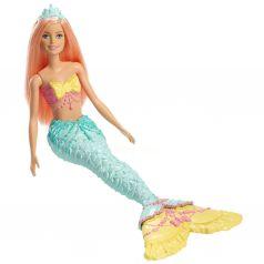 Кукла Barbie Dreamtopia Русалочка с рыжими волосами