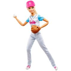 Кукла Barbie Спортсменка Бейсболистка 29 см