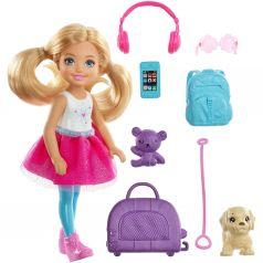Кукла Barbie Путешествия Челси
