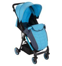 Прогулочная коляска Corol L-7, цвет: голубой