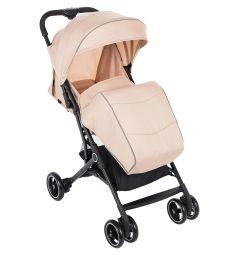 Прогулочная коляска Corol L-3, цвет: капучино